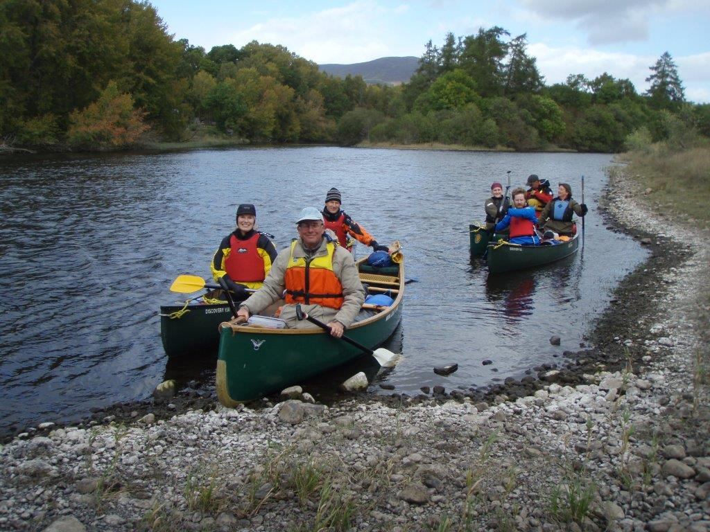 spey descent 2014